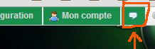 Coloré le bouton de notification de la barre de menu