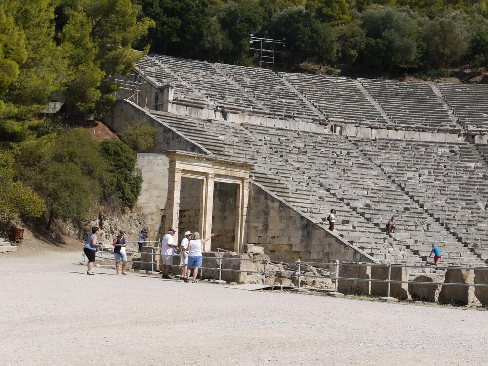 Epidaure - Grèce