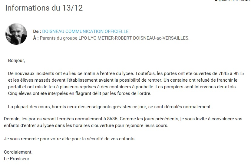 Archives Lycee Page 3 Apesp