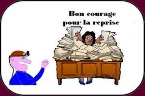 Corse, républicain, Senecefe etc.. ce sont les petites infos du lundi.