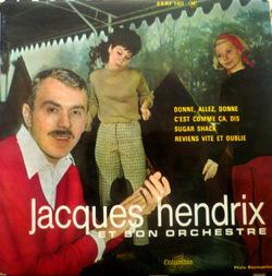 JACQUES HENDRIX