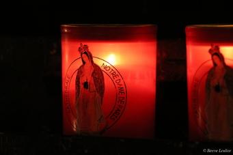 Bougie de Notre Dame