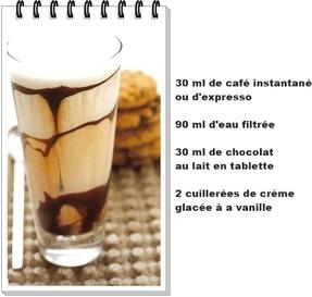 Milk-shake Java