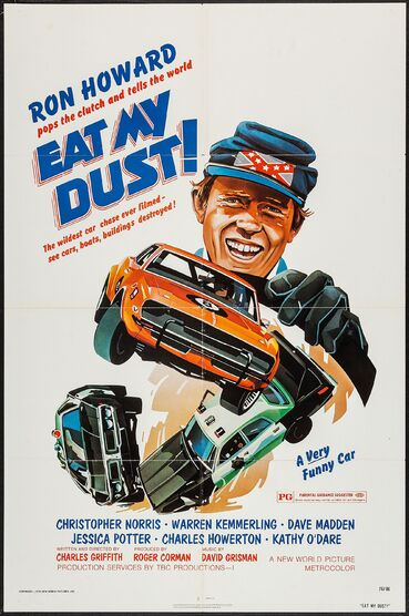EAT MY DUST 1976 USA BOX OFFICE