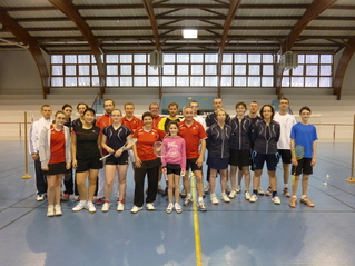 Photos tournoi interne