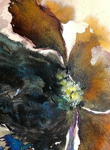 Laurence - coeur d'iris