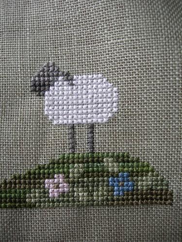 Je moutonne!