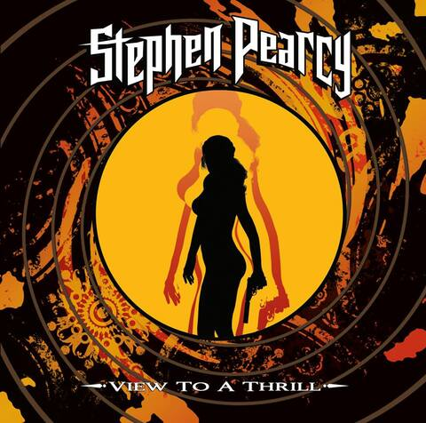 STEPHEN PEARCY - Un nouvel extrait de l'album View To A Thrill dévoilé