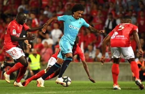 Maillot de foot Marseille 2018 2019 Troisieme