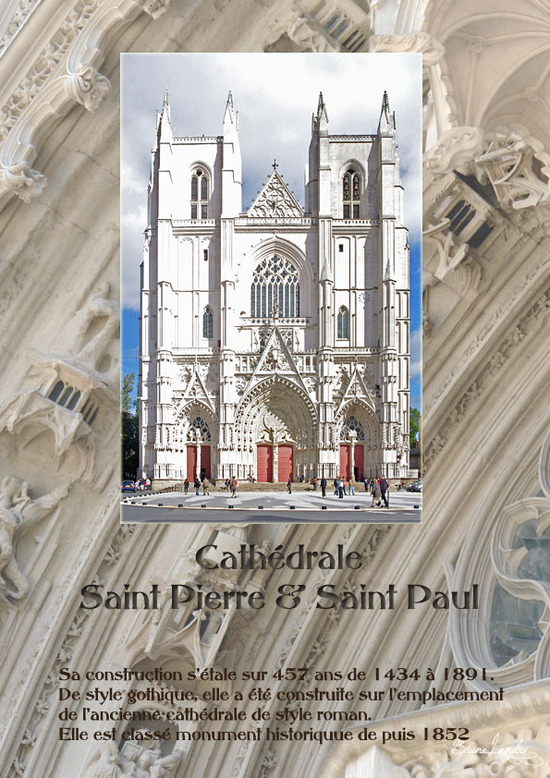 Cathédrale Saint Pierre & Saint Paul