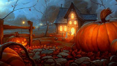les frissons de Halloween