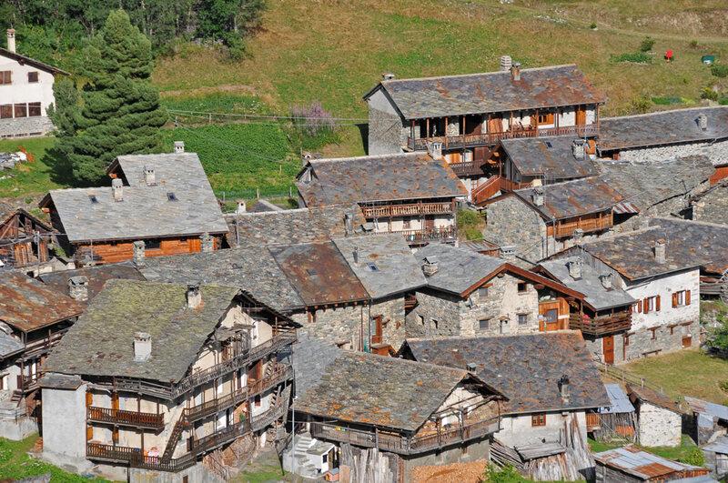 Italie : Fénilliaz