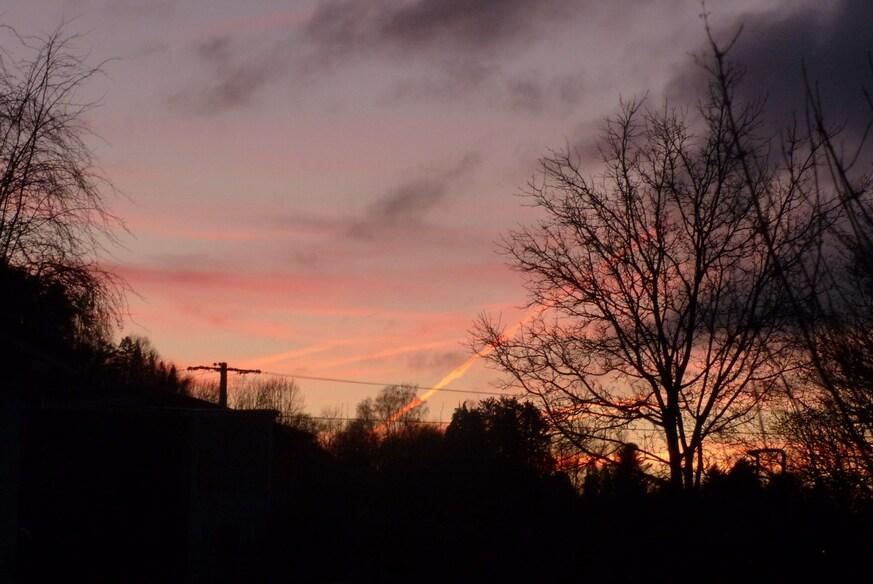 Hier sous le ciel de Durbuy