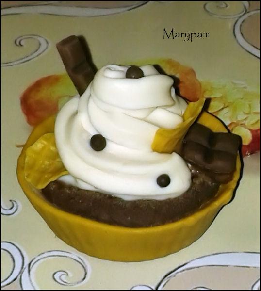 façon cupcake...