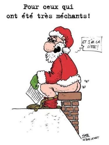 Humour du dimanche d'avant Noël