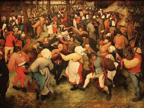 Danses paysannes