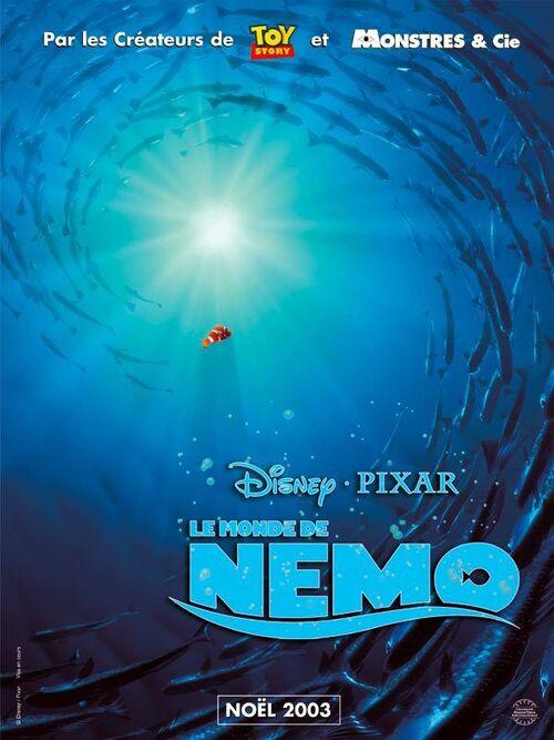 """Bonsoir a l'honneur : """" Le Monde de Nemo """""""
