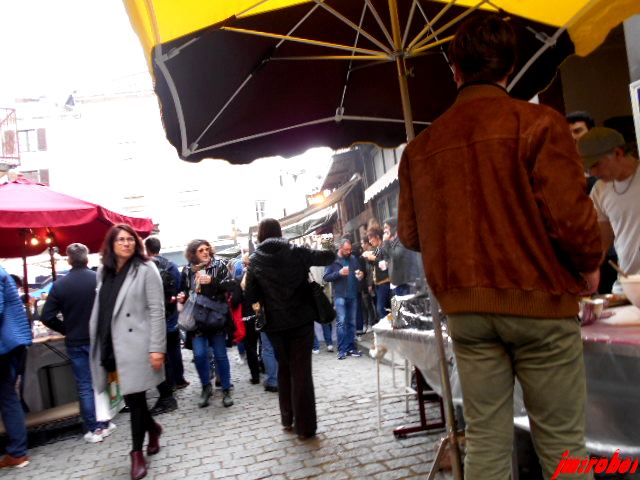 Limoges: les petits ventres , c'était  le rendez-vous du Girot et Amourettes