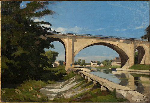 Peintures de : Henri-Joseph HARPIGNIES