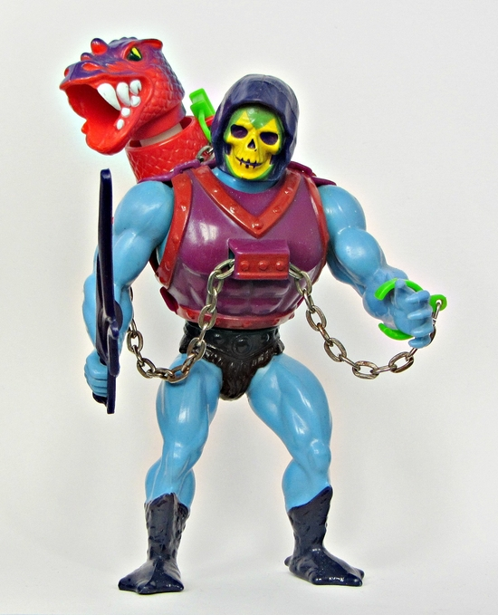Skeletor Paralyzor