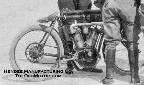 Quand la moto française se vendait à l'étranger (2)