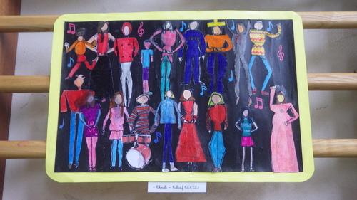 Exposition 2015 dans notre école