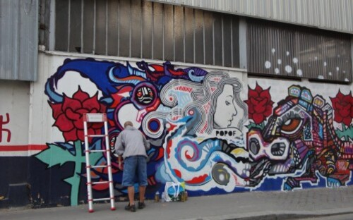 Da Cruz Ourcq street-art 3