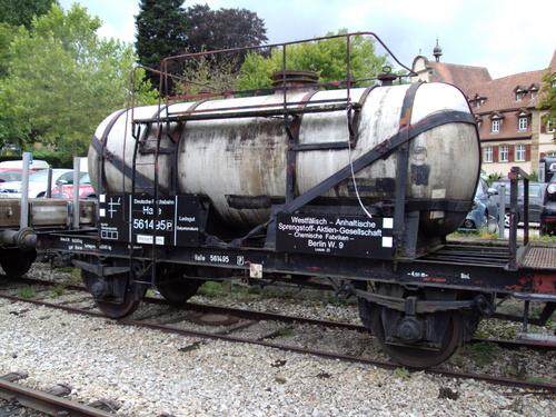 Le Kandertalbahn (D)