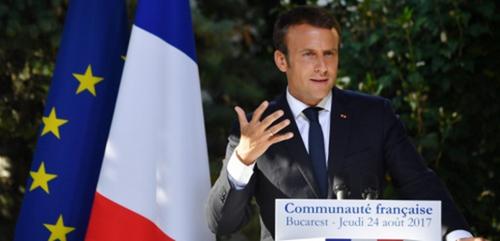 Macron ne se contrôle plus