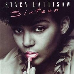 Stacy Lattisaw - Sixteen - Complete LP