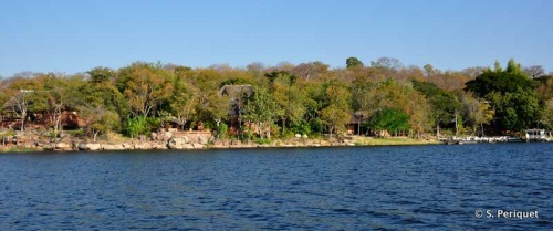 Binga, on the lake Kariba