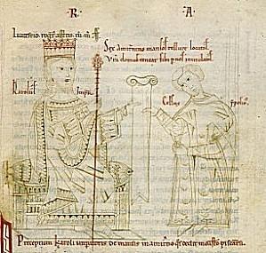 Charles III le Gros et Celse de Casauria