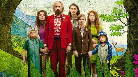 Captain Fantastic - 2016 - Matt Ross