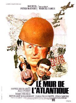 Le Mur de l'Atlantique -  Marcel Camus
