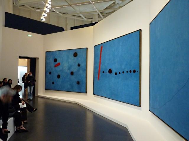 Centre Pompidou Metz Bleus Miro 1 mp13 2010