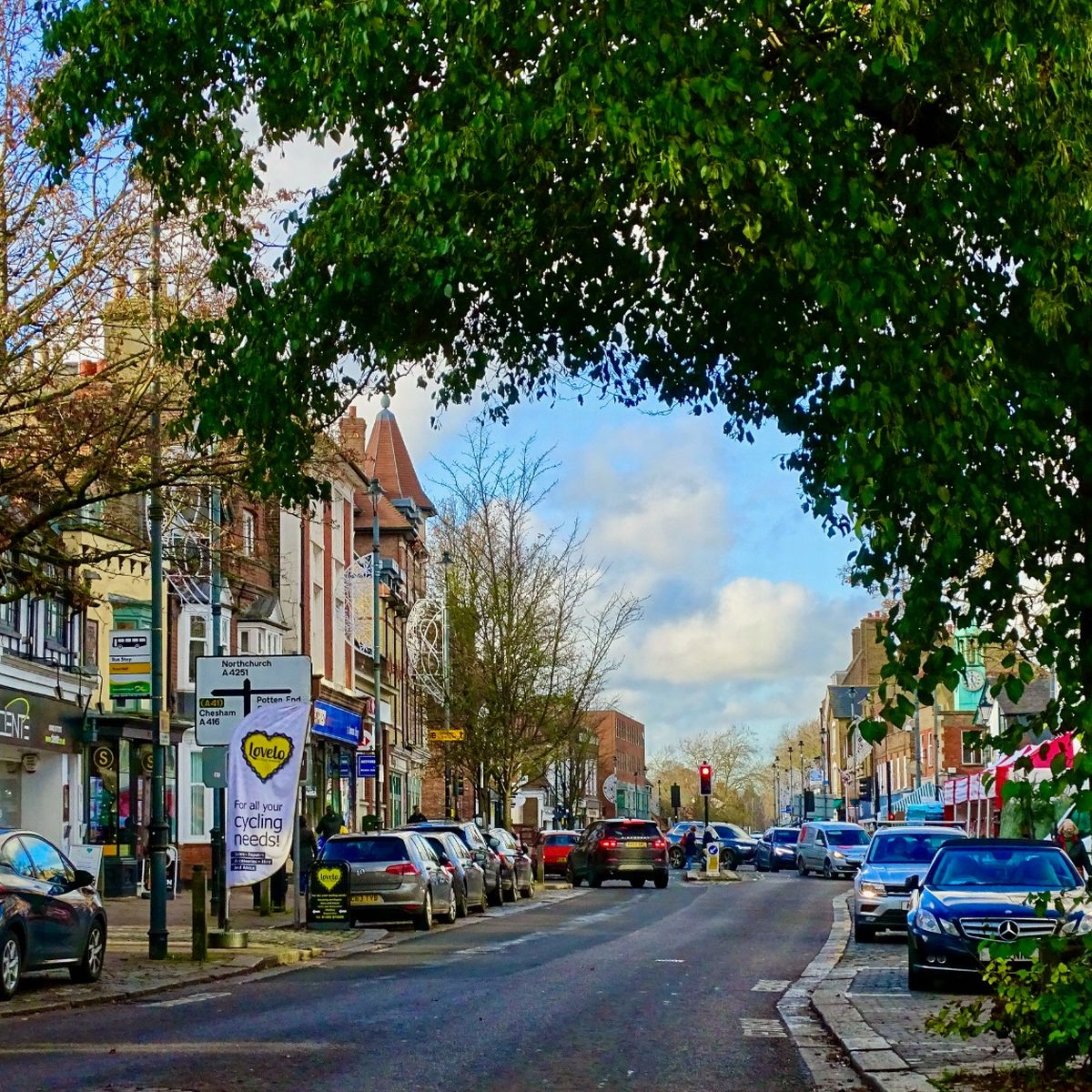 UK shopping: The two Herts towns named some of the best places to shop -  HertsLive