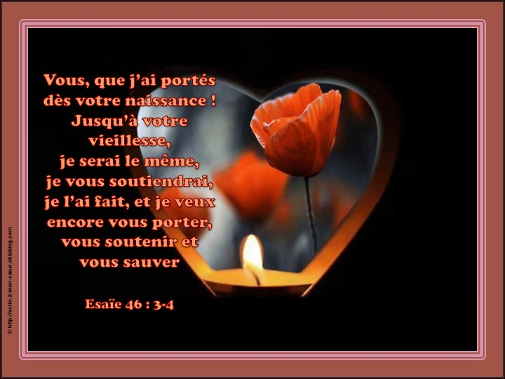 Ronde Versets du coeur 37