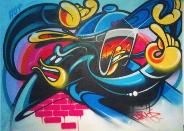 L'exposition street-art de l'Institut Culturel Bernard Magrez