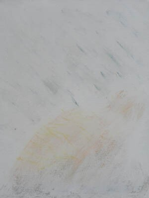 Veillottes sous la pluie