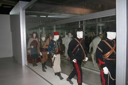 Musée de la grande guerre. Meaux 77