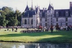 ~~ La Route Jacques-Coeur ( suite) ~~ 12 ème étape