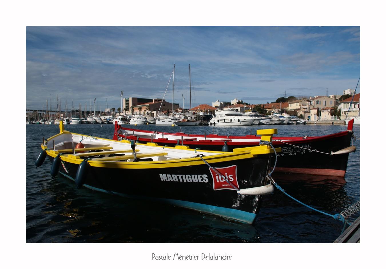 Balade à Martigues
