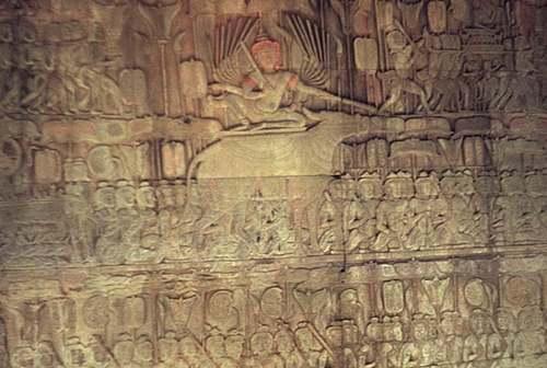 Patrimoine mondial de l'Unesco : Angkor - Cambodge -