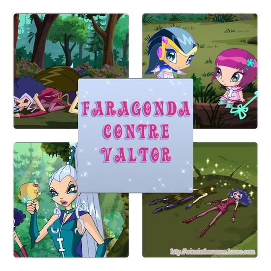 Episode 20 - Faragonda contre Valtor