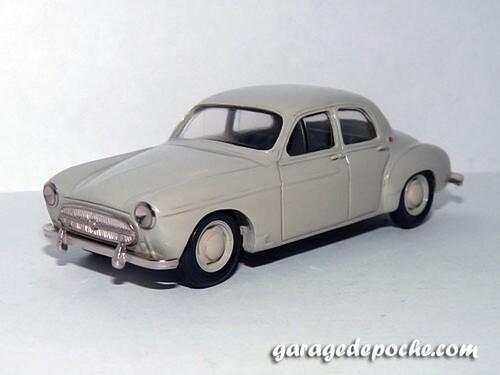 Renault Frégate affaire 1958