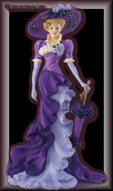 Tube Femme vintage en robe 2993