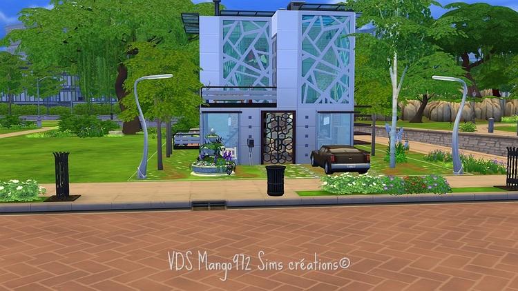 Sims 4 Le loft Bel'Pomme