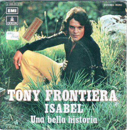 TONY FRONTIERA - Isabel