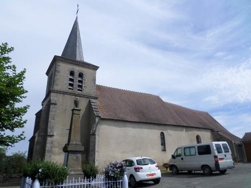 église de Mesples