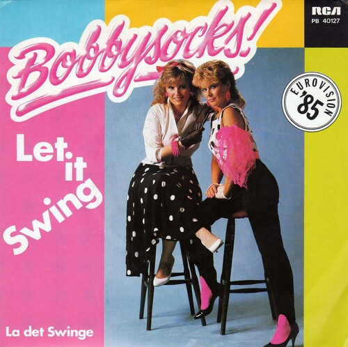 Bobbysocks - Let It Swing (Eurovision 1985 - Norway)